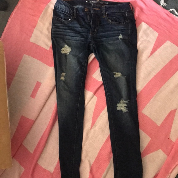 American Eagle Outfitters Denim - American Eagle Short Jegging